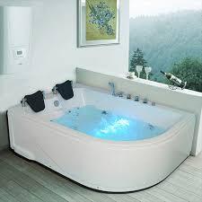 ... Model:5153- L-1800mm*1200mm Whirlpool Corner Bath Shower Spa Jacuzzi  Straight ...