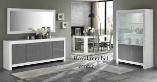 Woonkamer Mona 1 Hoogglans Taupe Grijs Wit Complete Woonkamers Set