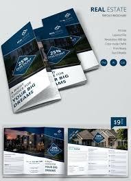 Real Estate Brochure Template Free Realtor Brochure Template
