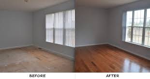 anthony zarazee of eastover sc also recently purchased a new home he decided to strip all the downstairs carpet and replace it with our brazilian cherry