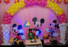 Small Picture Birthday party Decoration at Home Themed Birthday Parties in