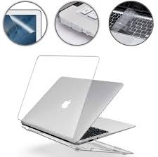 Macbook Air 13 Inch Case Designer Applefuns 4in1 Macbook Air 13 Inch Case Suit A1369 And A1466 Laptop Accessories Hard Shell Case Keyboard Cover Screen Protector Dust Plug