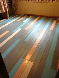 best paint for wood floorsUpdate Your Home Flooring with Ideas of Painted Wood Floors  Home