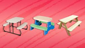 Best Picnic Table Designs The Best Picnic Tables For Kids On Amazon Sheknows