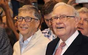 Bill Gates: 'I didn't even want to meet Warren Buffett'