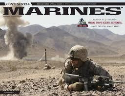 Continental Marines Magazine Almanac 2016 By Marine Forces