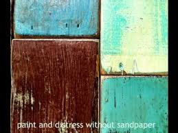 Diy tutorial antiquing wood Barn Boards Diy Paint Distress Furniture With Cece Caldwell Chalk And Clay Paint Youtube Diy Paint Distress Furniture With Cece Caldwell Chalk And Clay