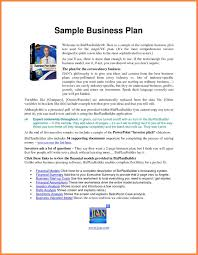 example of a business plan how to do a business plan create for nail salon hair write and spa