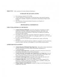 Auto Mechanic Resume Resumes Resume Peppapp For Some Car