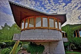 this undated image provided by the frank lloyd wright building conservancy shows the home that wright