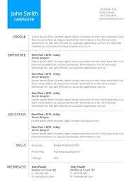 Student Cv Template For First Job Student Cv Template For First Job Getpicks Co