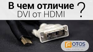 Чем отличается <b>DVI</b> от HDMI, типы HDMI разъемов и <b>кабелей</b> ...