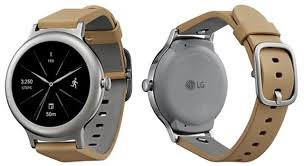 Lộ diện đồng hồ thông minh LG Watch Style