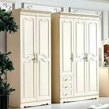 White armoire wardrobe bedroom furniture Antique French White Armoires Wardrobes French Style No2foreclosuresinfo White Armoires Wardrobes Large Size Of Closet Store Stand Alone