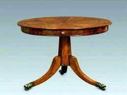 round end table with drawer antique round end table round table with drawer outstanding round end