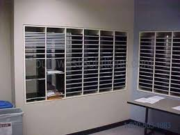 office wall mounted shelving. wall mounted mail slots built office shelving