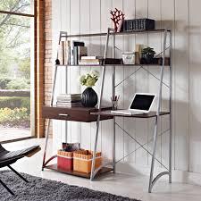 leaning wall shelf with desk top ladder desk kids leaning desk ladder style desk and shelves leaning desk with drawer ladder furniture