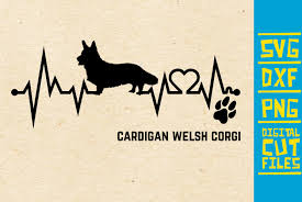 Cardigan Welsh Corgi Dog Svg Graphic By Svgyeahyouknowme Creative Fabrica