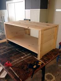 build a tv stand simple stand projects projectscom how build corner tv stand plans
