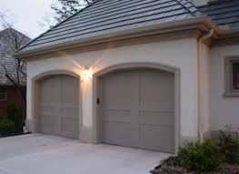 Collection in Single Garage Doors with Contemporary Single Garage