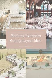 Table Layout Ideas For Wedding Reception