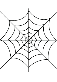 Spider Pattern Printable Surprising Spider Template Free For Pumpkin Carving Web Cut