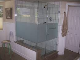 Glass For Bathroom Shower Glass Doors Frosted Glass Shower Kx 64 Shower Door