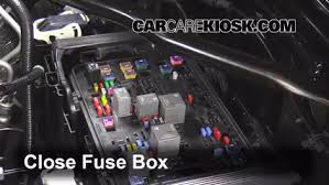 replace a fuse 2014 2016 gmc sierra 2500 hd 2015 gmc sierra Gmc Sierra Fuse Box 6 replace cover secure the cover and test component gmc sierra fuse box diagram