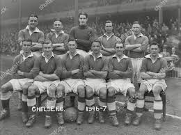 Football Chelsea Reserve team 1946 1947 season Editorial Stock Photo -  Stock Image | Shutterstock