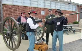 national civil war military and c a d a april
