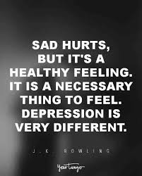 Deep Depression Quotes Mesmerizing 48 Quotes About What Depression Feels Like YourTango