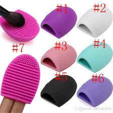 new egg cleaning glove makeup washing brush scrubber board cosmetic brushegg cosmetic brush egg brush clean tool from a871461251 0 6 dhgate