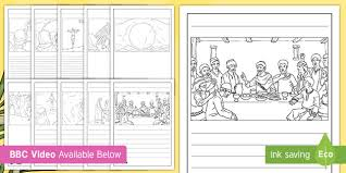 Help your first grader write his very. T Easter Story Writing Sheets Ver 4 Sequencing Worksheets Ks2 Photo Ideas Free Frames Teach Year Jaimie Bleck