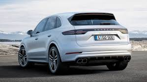 2018 porsche suv interior. fine interior as with the two sixcylinder thirdgeneration cayennes cayenne turbo  adopts what porsche calls mixed tyres which mean tyres of staggered widths front  in 2018 porsche suv interior
