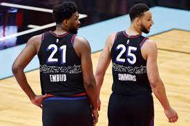 Doc rivers happy with ben simmons' resiliency on his free throws What Joel Embiid Ben Simmons And The Philadelphia 76ers Accomplished This Season The Athletic