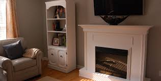 building a custom electric fireplace surround planitdiy rh planitdiy com