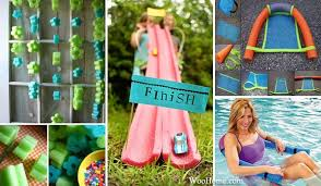 top 21 the best diy pool noodle home projects and lifes
