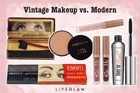 vine makeup vs modern
