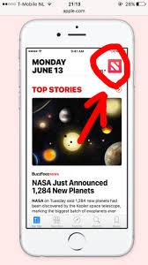 apple stealing dota 2 logo for news app in ios 10 rebrn com