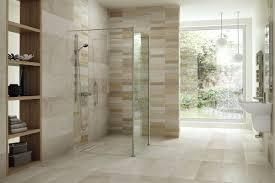 Bathroom:Simple Small Open Shower Design In Modern Bathroom Ideas With  Glass Door Cool Open