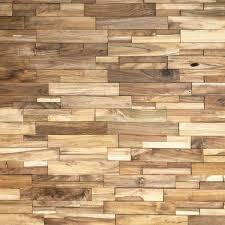 natural teak wood wall panel
