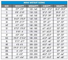 O Neill Reactor Wetsuit Size Chart Oneill Wetsuits Mens 2mm Reactor Spring Suit Oversealand