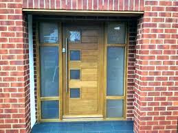 front door glass panels replacement exterior panel doors with sides d front door glass panels