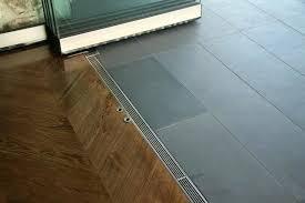sliding glass door threshold threshold drains by ltd selector sliding glass door threshold detail
