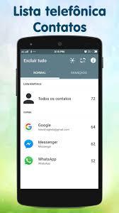 Excluir Todos Contatos Para Android Apk Baixar
