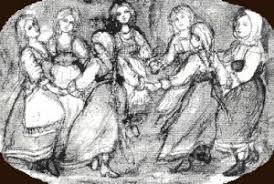 Фольклор Русский танец Каталог статей Персональный сайт Реферат Фольклор