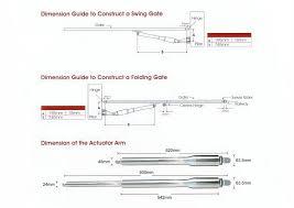 gate opener gate opener wiring diagram gate opener wiring diagram