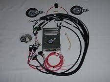 tbi throttle body tbi wiring harness w ecm fuel injection wire harness sbc tbi engine swap