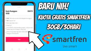 We did not find results for: Cara Mendapatkan Kuota Gratis Smartfren 30gb 30hari 2020 Youtube