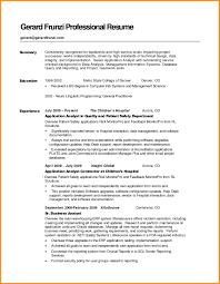 10 11 What To Write On A Resume Summary Urbanvinephx Com